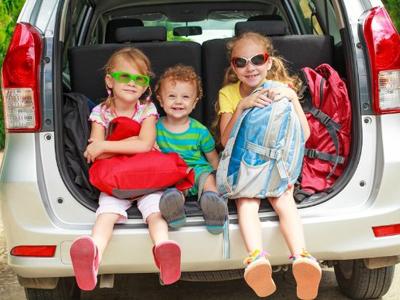 Направете дългото пътуване с кола по- поносимо