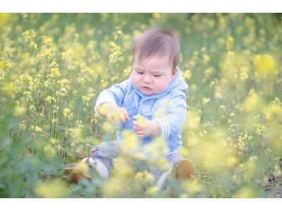 Как да стимулирате сетивата на бебето – обонянието